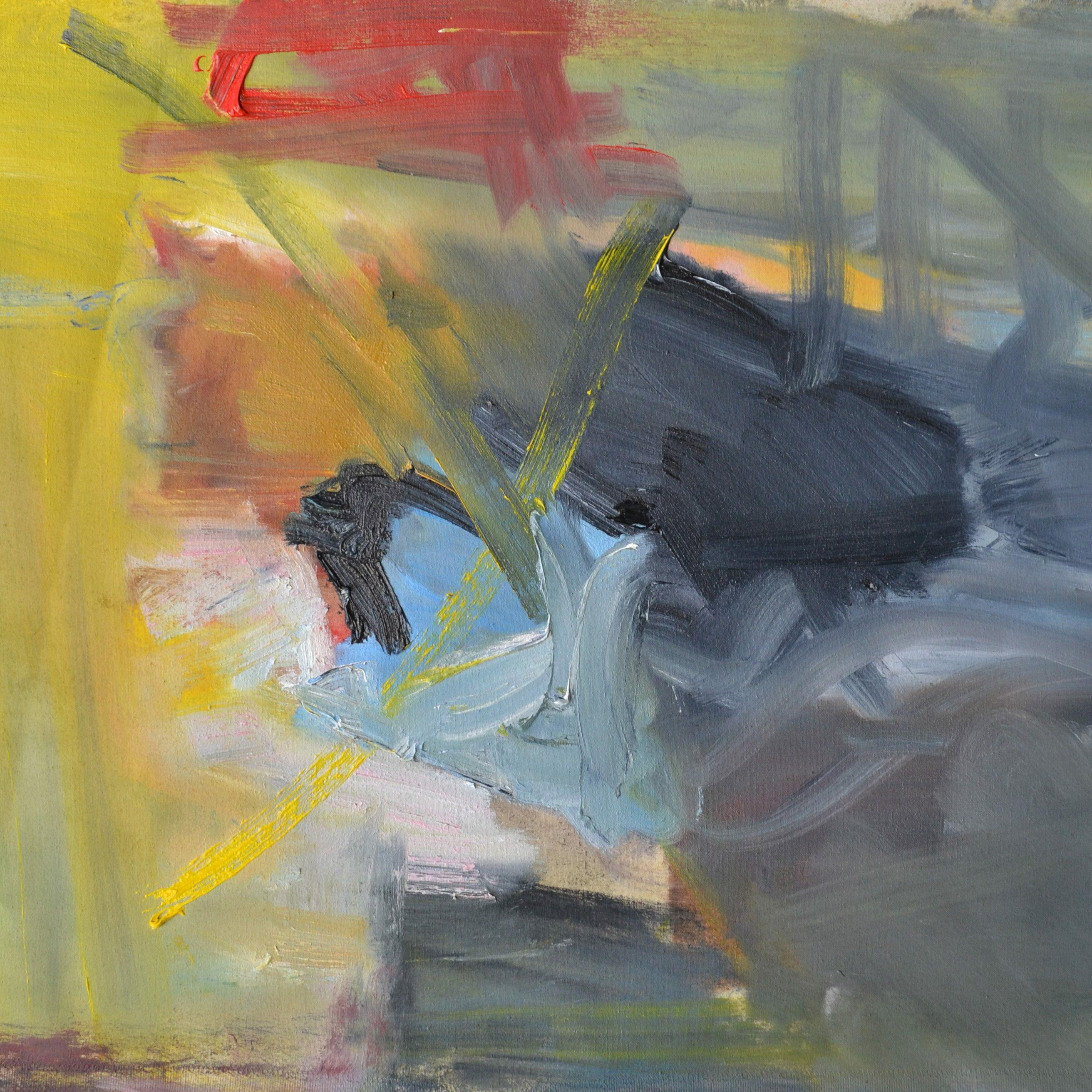 Studio 3, 2016, 45 x 30 cm, oil on canvas.